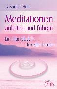 Cover-Bild zu Meditationen anleiten und führen (eBook) von Hühn, Susanne