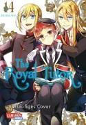 Cover-Bild zu Akai, Higasa: The Royal Tutor 14