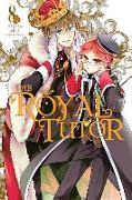 Cover-Bild zu Higasa Akai: The Royal Tutor, Vol. 8