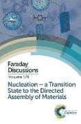 Cover-Bild zu Nucleation: A Transition State to the Directed Assembly of Materials: Faraday Discussion 179 von Royal Society of Chemistry (Gespielt)