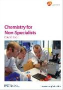 Cover-Bild zu Chemistry for Non-Specialists Course Book [With CDROM] von Chemistry, Royal Society of (Hrsg.)