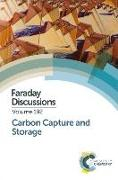 Cover-Bild zu Carbon Capture and Storage: Faraday Discussion 192 von Royal Society of Chemistry (Gespielt)