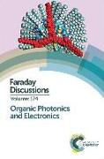 Cover-Bild zu Organic Photonics and Electronics: Faraday Discussion 174 von Royal Society of Chemistry (Gespielt)