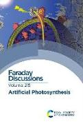 Cover-Bild zu Artificial Photosynthesis: Faraday Discussion 215 von Royal Society of Chemistry (Gespielt)
