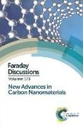 Cover-Bild zu New Advances in Carbon Nanomaterials: Faraday Discussion 173 von Royal Society of Chemistry (Gespielt)