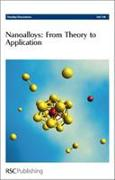 Cover-Bild zu Nanoalloys: From Theory to Applications: Faraday Discussions No 138 von Chemistry, Royal Society of (Gespielt)