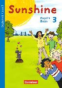 Cover-Bild zu Sunshine 3. Klasse. Pupil's Book von Beattie, Tanja