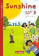 Cover-Bild zu Sunshine 3. Klasse. Activity Book mit Audio-CD von Beattie, Tanja