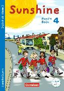 Cover-Bild zu Sunshine 4. Klasse. Pupil's Book. BY von Beattie, Tanja