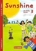 Cover-Bild zu Sunshine 3. Klasse. Activity Book / Audio-CD / Minibildkarten von Beattie, Tanja