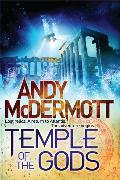 Cover-Bild zu McDermott, Andy: Temple of the Gods (Wilde/Chase 8)