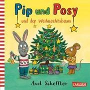 Cover-Bild zu Pip und Posy: Pip und Posy und der Weihnachtsbaum von Scheffler, Axel