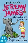 Cover-Bild zu Jeremy James oder Elefanten sitzen nicht auf Autos (eBook) von Wilson, David Henry