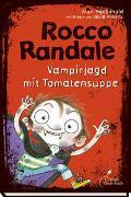 Cover-Bild zu Rocco Randale 10 - Vampirjagd mit Tomatensuppe von MacDonald, Alan