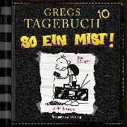 Cover-Bild zu Gregs Tagebuch, 10: So ein Mist! (Hörspiel) (Audio Download) von Kinney, Jeff