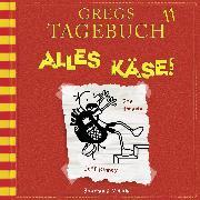 Cover-Bild zu Gregs Tagebuch, 11: Alles Käse! (Hörspiel) (Audio Download) von Kinney, Jeff