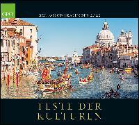 Cover-Bild zu GEO SAISON: Feste der Kulturen 2022 - Wand-Kalender - Reise-Kalender - Poster-Kalender - 50x45 von Gruner+Jahr GmbH