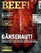 Cover-Bild zu BEEF! - Für Männer mit Geschmack von Gruner+Jahr GmbH (Hrsg.)