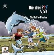 Cover-Bild zu Die drei ??? Kids - 82/Delfin-Piraten