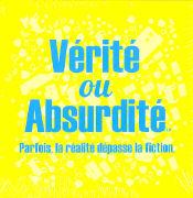 Cover-Bild zu Vérité ou Absurdité