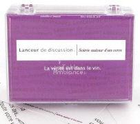 """Cover-Bild zu Lanceur de Discussion """"Soirée autour d'un verre"""""""