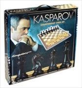 Cover-Bild zu Kasparov Championship Chess Set