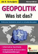 Cover-Bild zu GEOPOLITIK - Was ist das? (eBook) von Müller, Michael