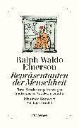 Cover-Bild zu Emerson, Ralph Waldo: Repräsentanten der Menschheit