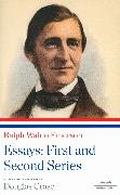 Cover-Bild zu Emerson, Ralph Waldo: Ralph Waldo Emerson: Essays: First and Second Series