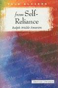 Cover-Bild zu Emerson, Ralph Waldo: From Self-Reliance