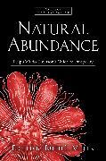 Cover-Bild zu Emerson, Ralph Waldo: Natural Abundance