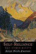 Cover-Bild zu Emerson, Ralph Waldo: Self-Reliance and Other Essays
