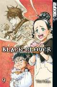 Cover-Bild zu Tabata, Yuki: Black Clover 09