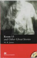 Cover-Bild zu Room 13 And Other Ghost Stories Pack von James, M.R.