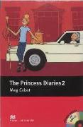 Cover-Bild zu The Princess Diaries 2 von Cabot, Meg