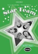 Cover-Bild zu Star Team Starter: Teacher's Book von Whitney, Norman