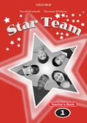 Cover-Bild zu Star Team 1: Teacher's Book von Whitney, Norman