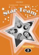 Cover-Bild zu Star Team 2: Teacher's Book von Whitney, Norman