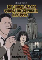 Cover-Bild zu Moynot, Emmanuel: Nestor Burma 1 - Die lange Nacht von St. Germain des Prés
