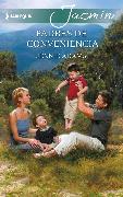 Cover-Bild zu Padres de conveniencia (eBook) von Adams, Jennie