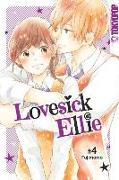 Cover-Bild zu Fujimomo: Lovesick Ellie 04