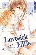 Cover-Bild zu Fujimomo: Lovesick Ellie 07