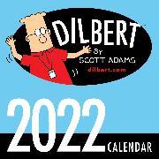 Cover-Bild zu Adams, Scott: Dilbert 2022 Mini Wall Calendar