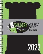 Cover-Bild zu Adams, Scott: Dilbert 2022 Monthly/Weekly Planner Calendar