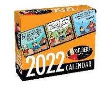 Cover-Bild zu Adams, Scott: Dilbert 2022 Day-to-Day Calendar