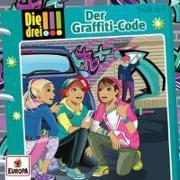 Cover-Bild zu Die drei !!! 064 / Der Graffiti-Code