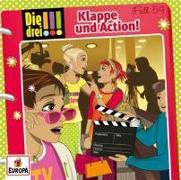 Cover-Bild zu Klappe und Action! von Wich, Henriette