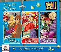 Cover-Bild zu Die drei !!! 3er Box 14. Folgen 40-42