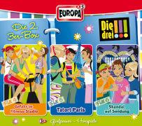 Cover-Bild zu Die drei !!! 3er-Box 02. Folge 04-06