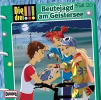 Cover-Bild zu Beutejagd am Geistersee von Biber, Ina (Illustr.)